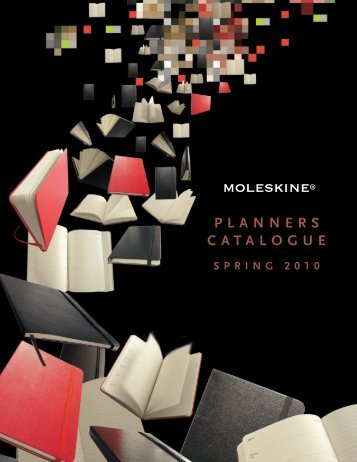 PLANNERS CATALOGUE - Raincoast Books