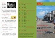 Documenta Cuba Cuba Filmwoche - Bali-Kino