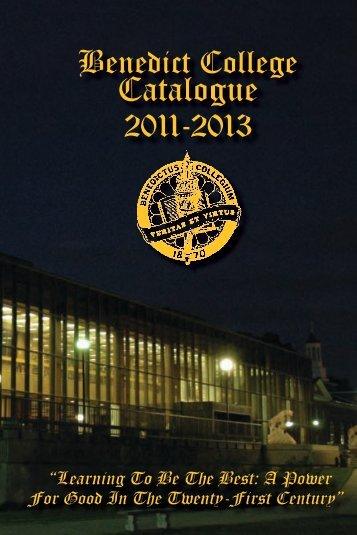 2011-2013 - Benedict College