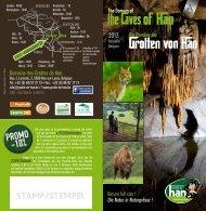 2013 - Domaine des Grottes de Han