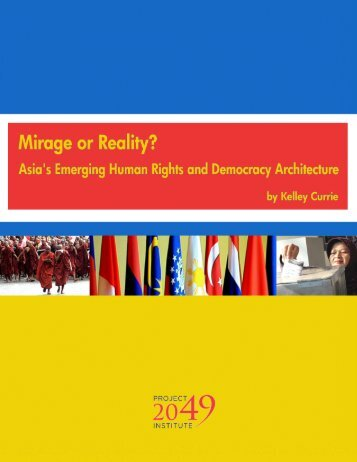 Mirage or Reality? Asia's Emerging Human Rights and Democracy ...