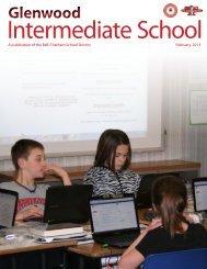 GIS Newsletter - Glenwood Intermediate School