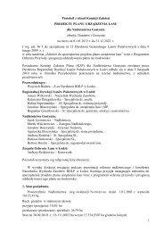 Referat na Komisję Założeń Planu - Państwowe Gospodarstwo ...