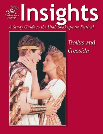 Troilus and Cressida - Utah Shakespearean Festival