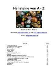 Heilsteine von A - Z V1.4 - Astro-Tarot