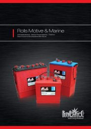 Rolls Motive & Marine