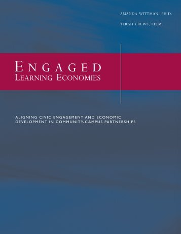Engaged Learning Economies - Inside Higher Ed