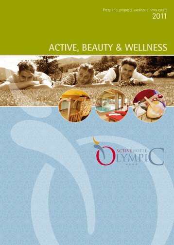 ACTIVE, BEAUTY & WELLNESS - Active Hotel Olympic