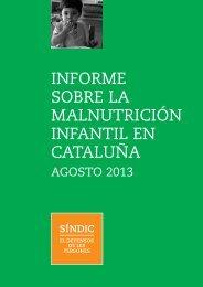 Informe malnutricio infantil castella