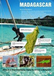 MADAGASCAR - Jenman African Safaris