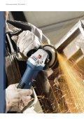 Professzionális kék elektromos kéziszerszámok ... - Bosch - Page 4