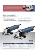 Professzionális kék elektromos kéziszerszámok ... - Bosch - Page 7