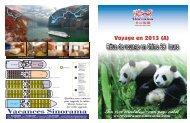 Rêve de voyage en Chine 29 Jours - Sinorama Holidays
