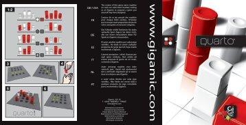 Télécharger la règle du jeu - Gigamic
