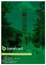 Nelson/Marlborough - Bartercard Travel
