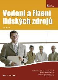 Vedení a řízení lidských zdrojů - eReading