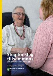 Steg för steg tillsammans - Skellefteå kommun
