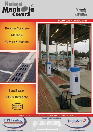 National Manhole Covers & Frames - Incledon