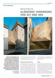 Fassade/Façade Nr. 2/2012 - Tuchschmid