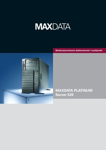 MAXDATA PLATINUM Server 520