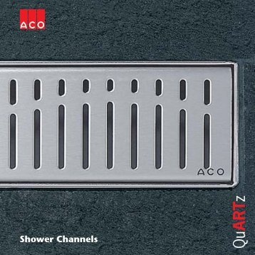 Shower Channels