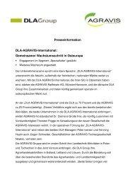 DE DLA-AGRAVIS international - AGRAVIS Technik Heide-Altmark ...
