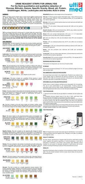 urine reaction ph 6.5