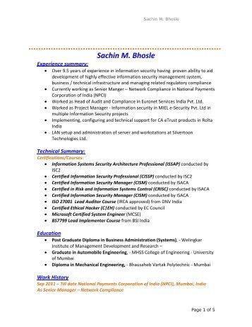 Guests Profile - MIEL eSecurity Pvt. Ltd.
