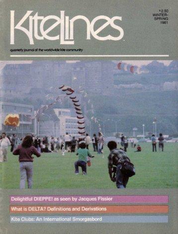 Kite Lines - Vol. 3 No. 4 - KiteLife