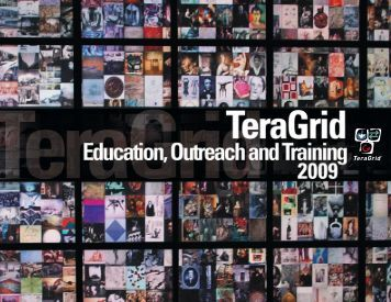 2009 EOT Highlights PDF file - Teragridforum.org