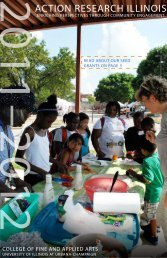 2011-2012 ARI Newsletter - East St. Louis Action Research Project ...