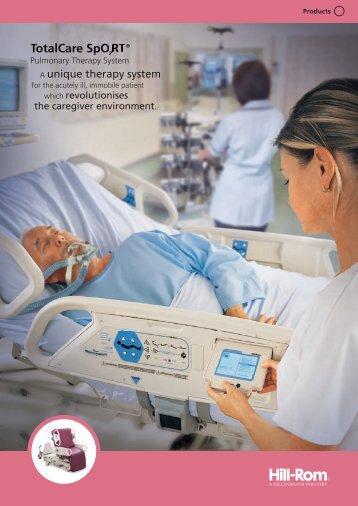 TotalCare Spo2rt Brochure EN - Hill-Rom