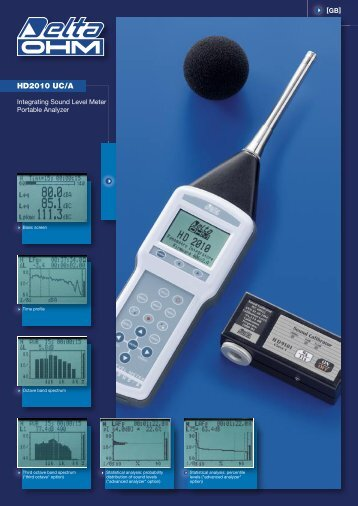 HD2010 UC/A - TEST-THERM Sp. z oo