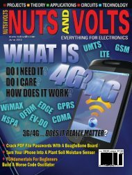 Nuts and Volts - June 2012