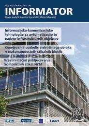 54. Å¡tevilka revije Informator - Kolektor