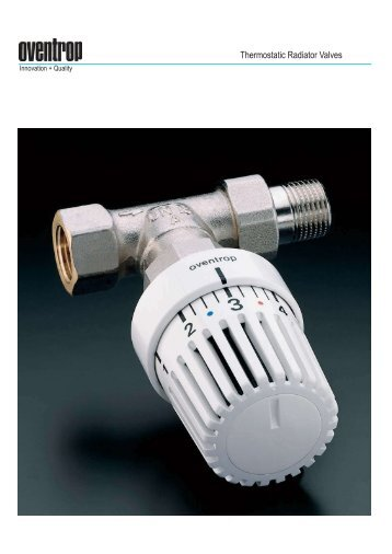TRV's and otherRadiator Accessories - Thermal Products Inc