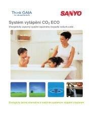 Systém vytápění CO2 ECO