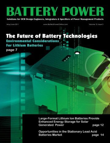 Download - Battery Power Magazine