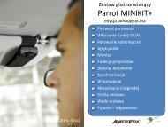 Poradnik Parrot MINIKIT+