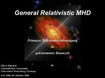 Kinetische Theorie primärer Teilchenbeschleunigung in ...