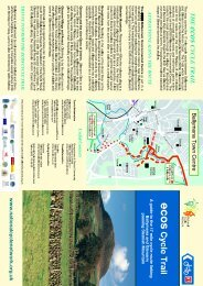 ecos CYCLE TRAIL - Discover Northern Ireland