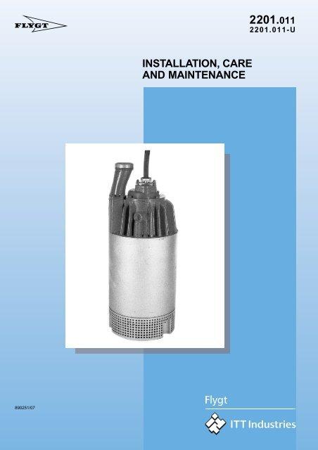 care and maintenance 2201011/011u