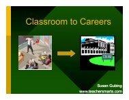 Classroom to Careers