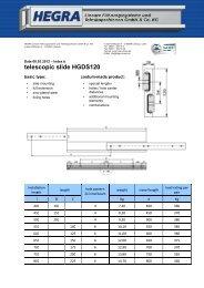 HGDS120 Englisch_b - Hegra Linear GmbH