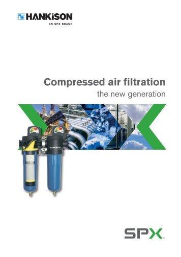 Compressed air filters - Nessco.no