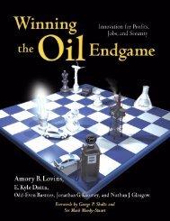 Winning the Oil Endgame - Nano Mahidol