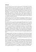 Überprüfung von Ökosystemen nach Tschernobyl hinsichtlich der ... - Page 5