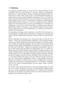 Überprüfung von Ökosystemen nach Tschernobyl hinsichtlich der ... - Page 6