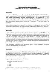 Règlement jeu-concours M6 MOBILE BY ORANGE Jeu Le Bar de l ...