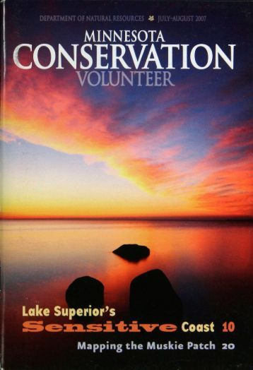 CONSERVATION - webapps8 - Minnesota Department of Natural ...
